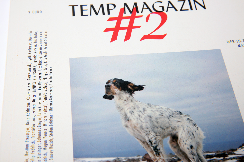 Temp Magazine #2